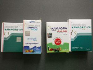 Kamagra Original vs Kamagra Fake / Fals
