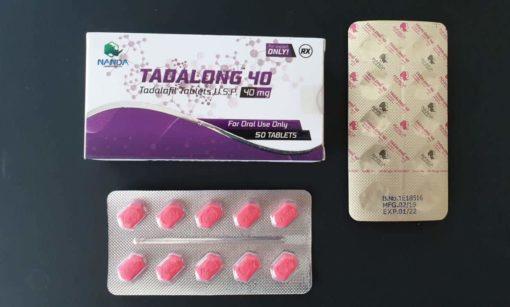 Tadalong 40